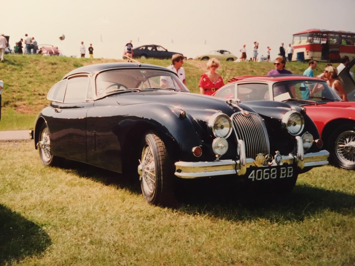 Jaguar XK120, XK140 & XK150 photo