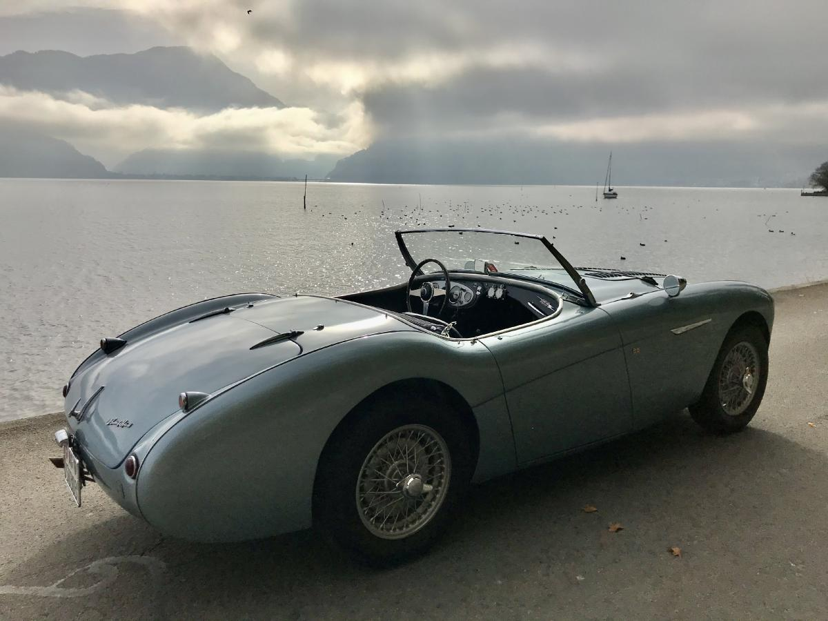 Austin Healey 100, 100-Six & 3000 photo