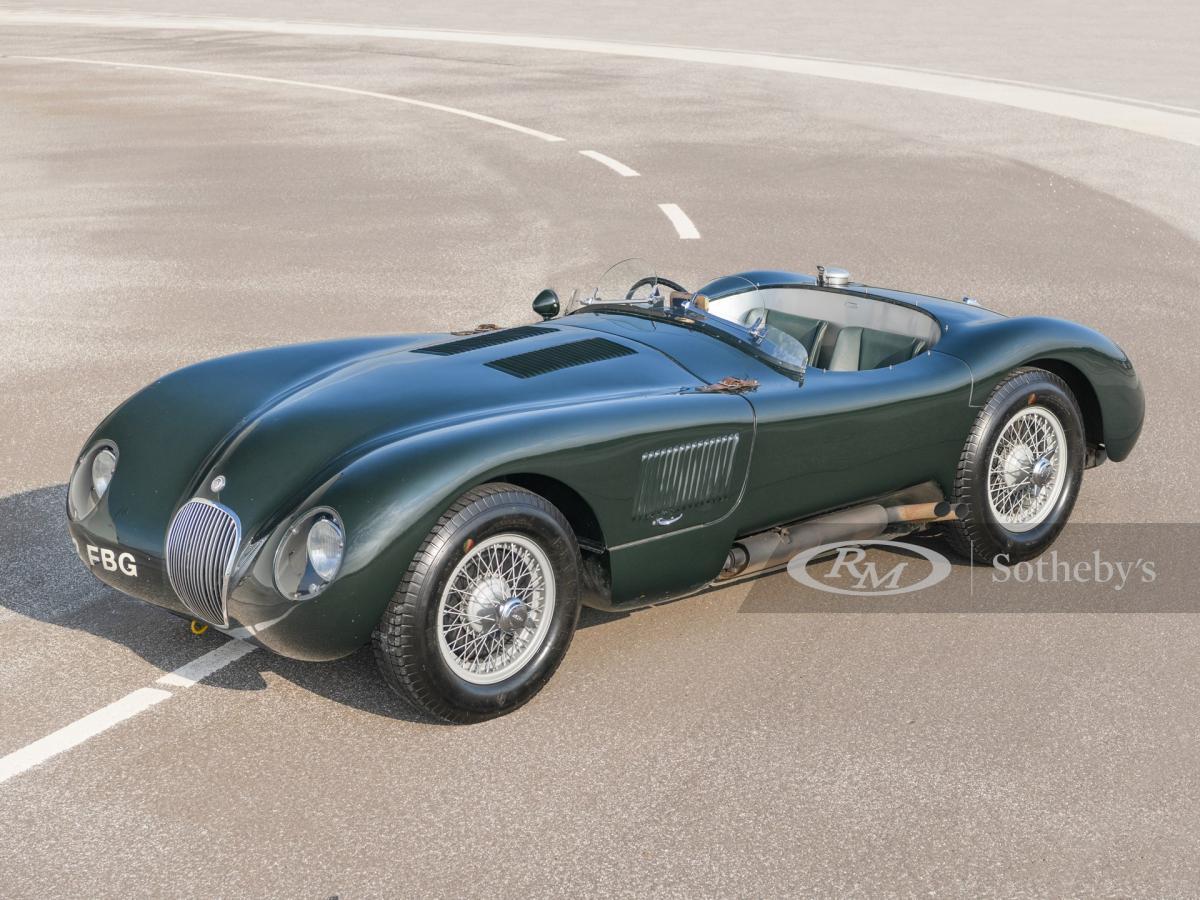 Jaguar C-Type, D-Type & Lightweight E-Type photo