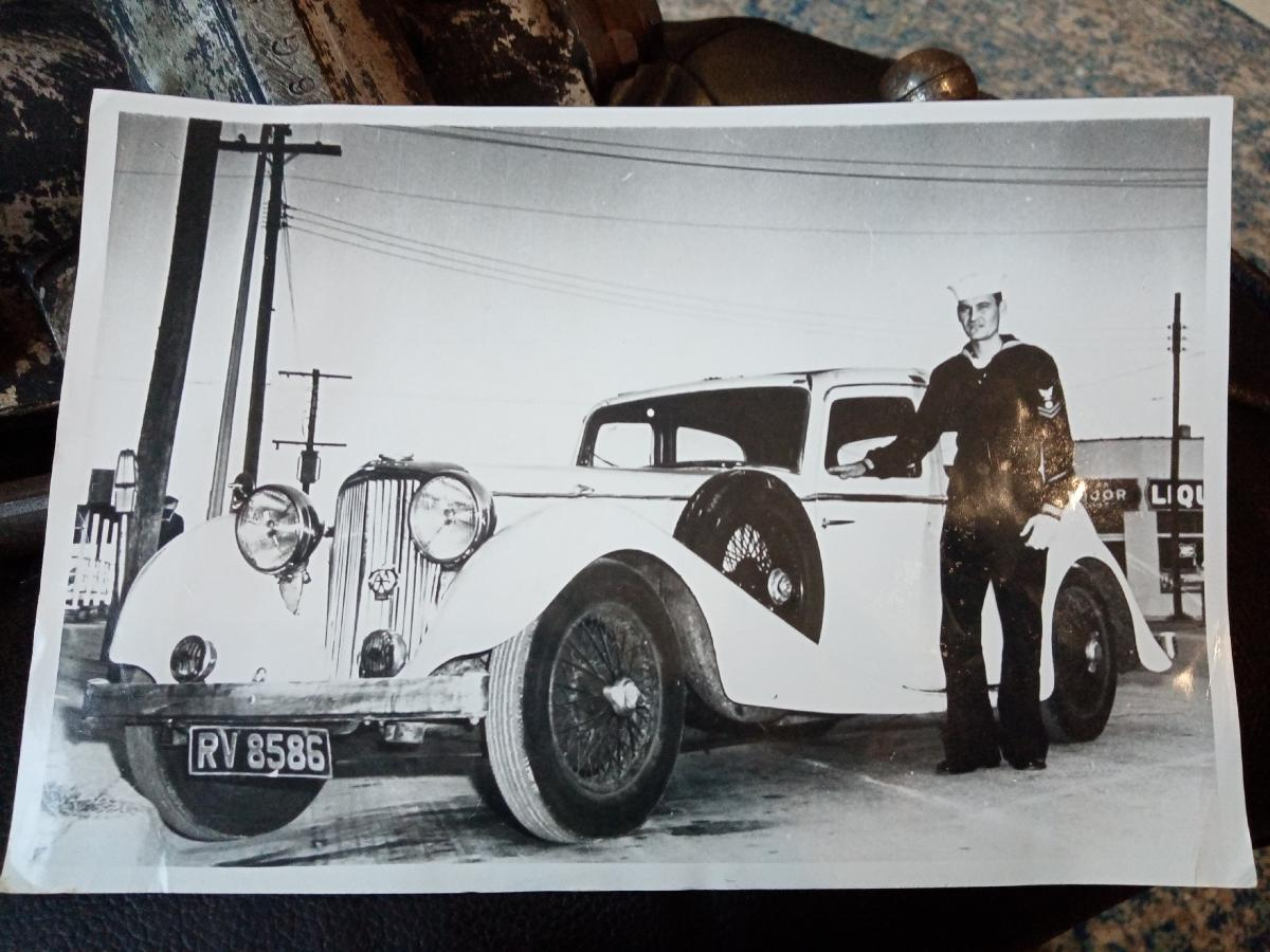 Pre-War SS/Jaguar photo